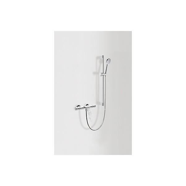 Kit Griferia Para Baño:Kit de ducha y baño MAX de grifería TRES