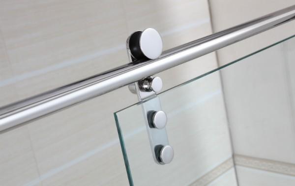 Mover Inodoro Baño Nuevo:Mampara de Ducha en acero inox modelo MOVING 2F+2D online ASEALIA