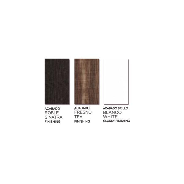 Muebles Para Baño Homy:Mueble baño modelo GRANADA 80cm moderno y muy espacioso – ASEALIA