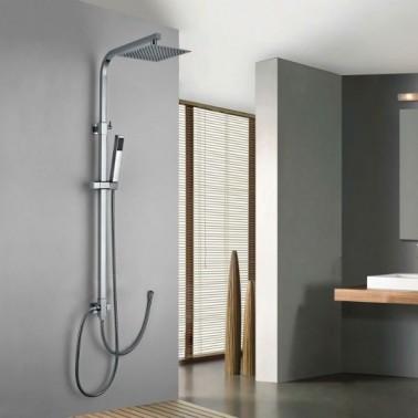 Conjunto de ducha monomando EUROPA