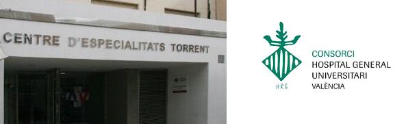 Centro de Salud Torrent