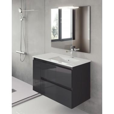 Mueble de baño BOX 100 2C + 1P