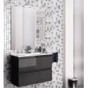 Mueble de baño BOX 80 2C Fondo Reducido