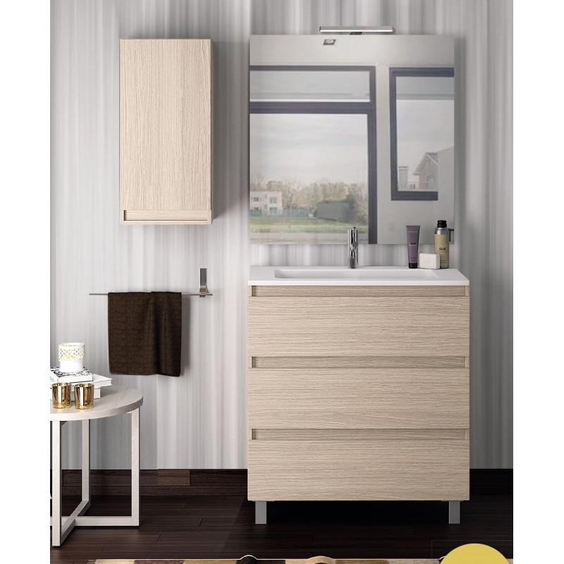 Mueble de baño BOX 60 3C Fondo Reducido