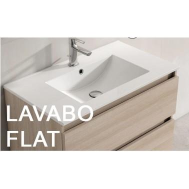 Mueble de baño Box 80 2C con patas