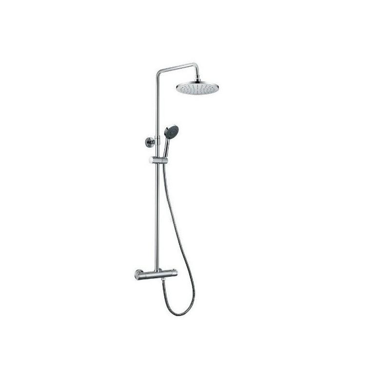 Conjunto de ducha ROUND ELITE termostática