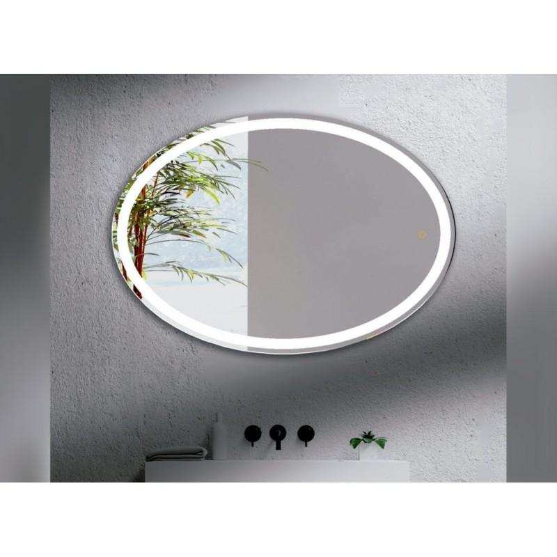 Espejo Led modelo OVAL