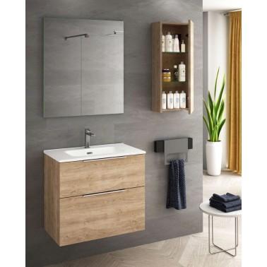Mueble Baño COMET 60 2C Fondo Reducido