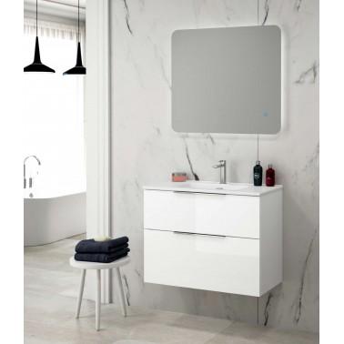 Mueble Baño COMET 80 2C Fondo Reducido