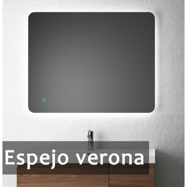 Mueble de baño BERNA 60 2C Fondo Reducido