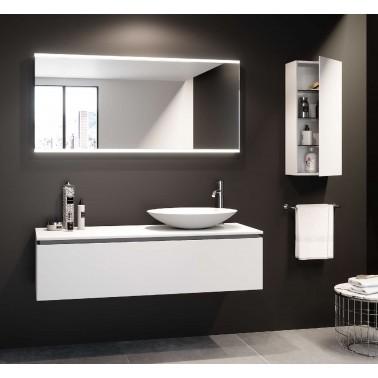 Mueble de baño SIGMA 140 cm