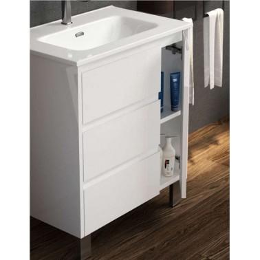 Mueble de Baño CERVINO 80 3C + 1P