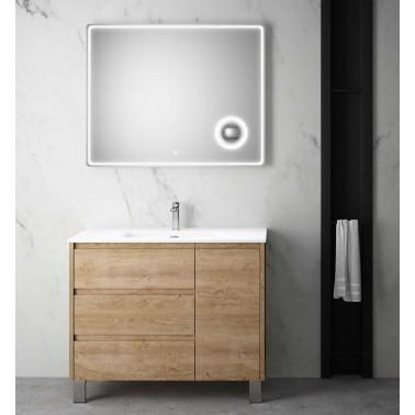 Mueble de baño CERVINO 90 cm
