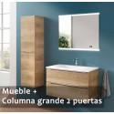 Mueble de Baño LANDES INDUSTRIAL 60