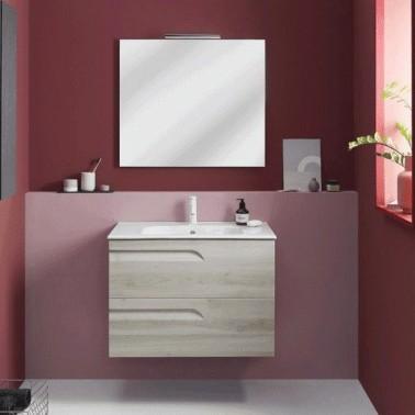 Mueble de Baño VIMALI 60 2C Fondo Reducido