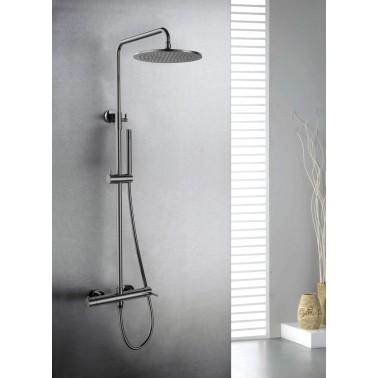 Conjunto de ducha ROUND monomando