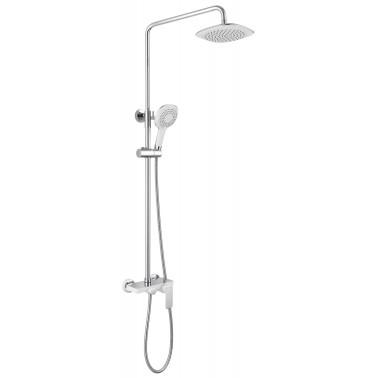 Conjunto de ducha modelo CASSIO BLANCO