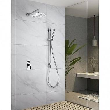 Conjunto de ducha monomando ARUBA