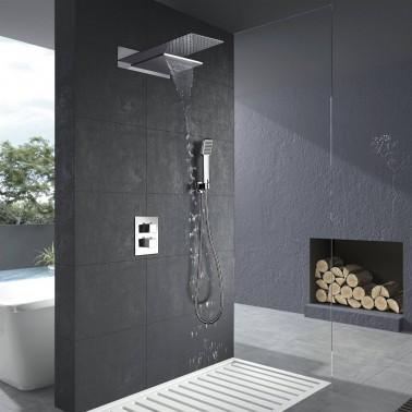 Conjunto de ducha termostática RODAS