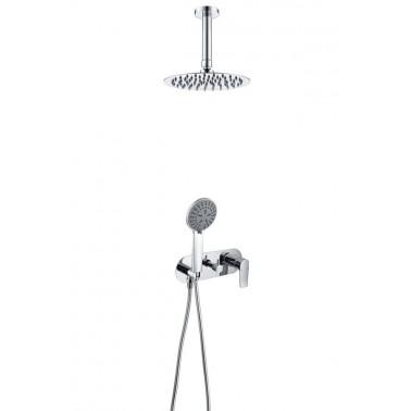 Conjunto empotrado ducha FRANCIA monomando