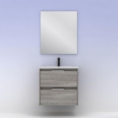 Mueble de baño SUKI de 60 cm 2C