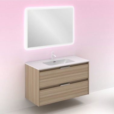 Mueble de baño SUKI de 100 cm