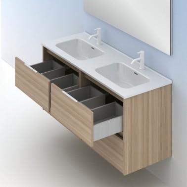 Mueble de baño SUKI de 120 cm 4C