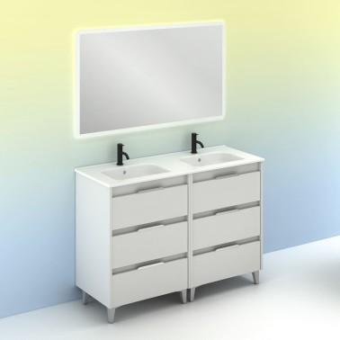 Mueble de baño SUKI de 120 cm 6C