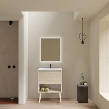 Mueble de baño NARA de 60 cm
