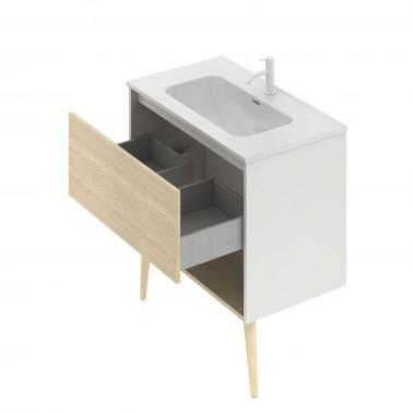 Mueble de baño NARA de 80 cm
