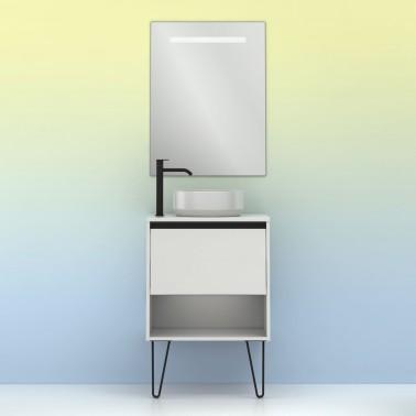 Mueble de baño YOKO TOP de 60 cm