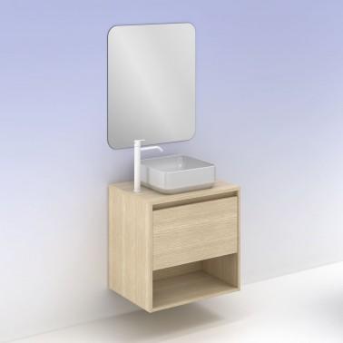 Mueble de baño NIWA Top de 60 cm