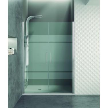Mampara Frontal 2 puertas Abatibles OPEN