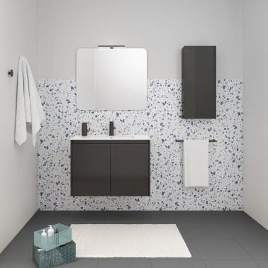 Mueble de Baño SANSA 80 2P