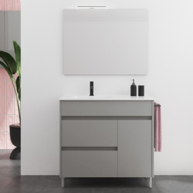Mueble de Baño BAND 100 2C + 1P