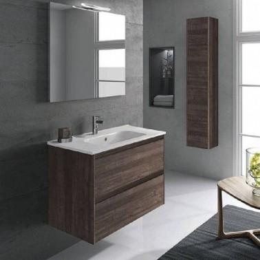 Mueble de Baño ALFA compact 60 2C