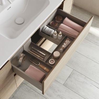 Mueble de Baño ALFA compact 100 2C