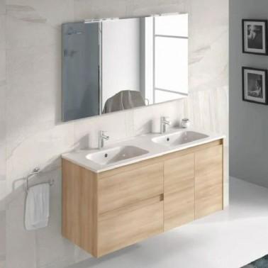 Mueble de Baño ALFA compact 120 2C + 2P