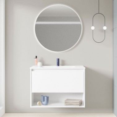 Mueble de baño NIWA de 80 cm
