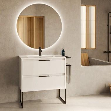 Mueble de baño KEIKO de 80 cm
