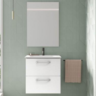 Mueble de baño HONE de 50 cm Fondo reducido