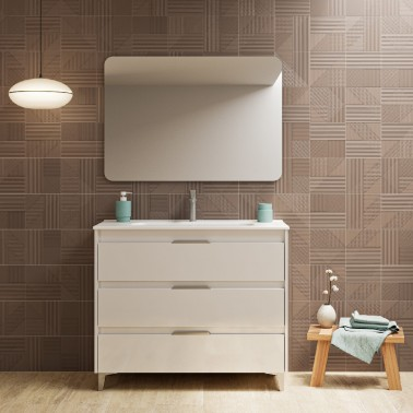 Mueble de baño SUKI de 60 cm 3C