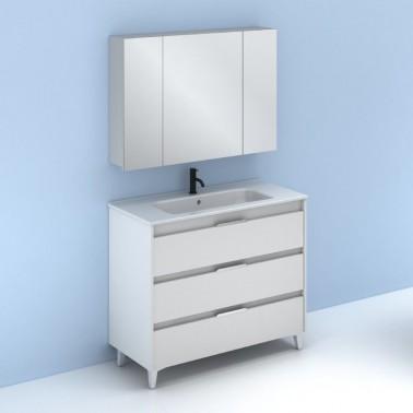 Mueble de baño SUKI de 100 cm 3C