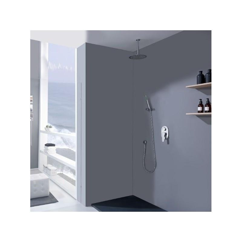 Conjunto de ducha empotrado MÓNACO monomando