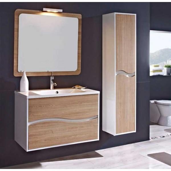 Mueble de ba o online modelo triana peque o for Modelos de muebles para banos pequenos