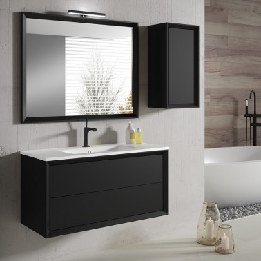 Mueble de baño DECOR 80 2C