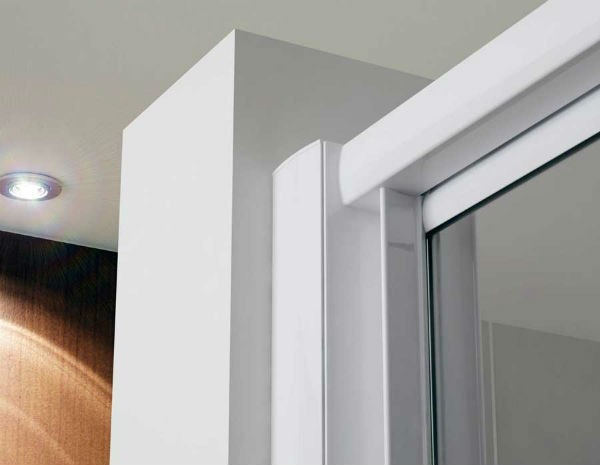 Mampara ba era de vidrio f c a medida modelo ova online - Mampara banera corredera ...