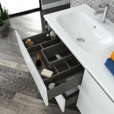 Mueble de Baño LOOK 90 2C + 1P