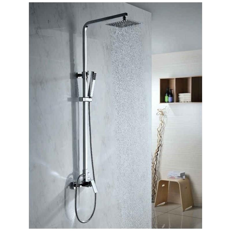 Conjunto de ducha VALENCIA monomando