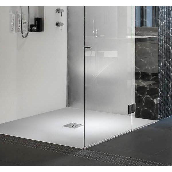Comprar plato de ducha resina y carga mineral modelo basic - Platos de ducha grandes ...